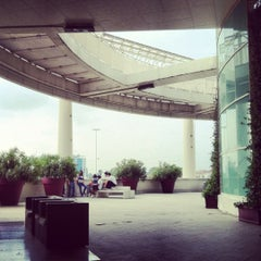 Photo taken at Centro Commerciale Auchan by Valentina O. on 6/2/2012