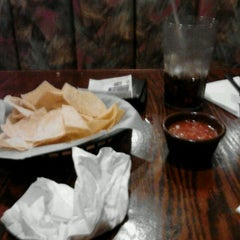 Photo taken at Los Rancheros by Wolfie. on 3/9/2012