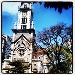 Photo taken at Paróquia Nossa Senhora da Consolação by Jeff T. on 9/1/2012