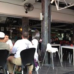 Photo taken at Kopi O' Corner by Zai D. on 5/8/2012