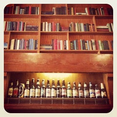 Photo taken at Library Bar by Chad O. on 6/8/2012