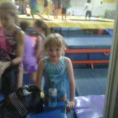 Photo taken at Scottsdale Gymnastics by Molly L. on 8/18/2012