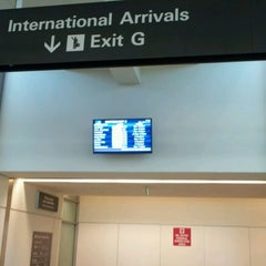 Photo taken at United International Check In by alex a. on 8/10/2012