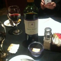 Photo taken at Sweetwater Steakhouse by Michal T. on 2/16/2012