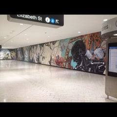 Photo taken at Melbourne Central Station by Peter W. on 7/20/2012