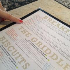 Photo taken at Vertical Diner by James V. on 3/17/2012
