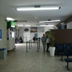 Photo taken at Aeroporto de Juiz de Fora / Serrinha (JDF) by Ubiratã S. on 6/21/2012