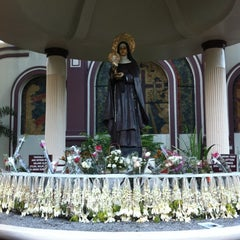 Photo taken at Monasterio De Santa Clara by Princess P. on 4/1/2012