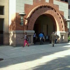 Photo taken at Cadena-Reeves Justice Center by david p. on 4/2/2012