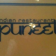 Photo taken at Puneet by CAESAR D. on 7/9/2012