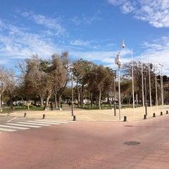 Photo taken at Plaza de Armas by @paranedaf on 6/17/2012