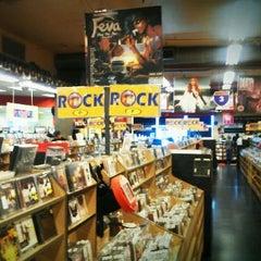 Photo taken at Rasputin Music by Yvonne M. on 3/21/2012