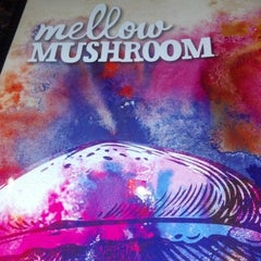 Photo taken at Mellow Mushroom by April B. on 9/2/2012