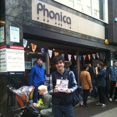 Photo taken at Phonica by Bex on 4/21/2012