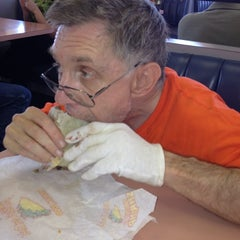 Photo taken at Filiberto's Mexican Food by Frank L. on 4/24/2012
