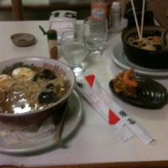 Photo taken at Aiko Restaurante by Fabio M. on 4/29/2012