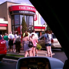 Photo taken at Chick-fil-A by Carol M. on 8/1/2012