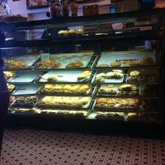 Photo taken at Noah's New York Bagels by Greg B. on 6/6/2012
