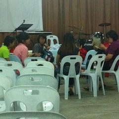 Photo taken at BEM (SIB)  Emmanuel Kota Padawan by Sharon C. on 5/12/2012