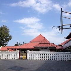 Photo taken at Masjid Gedhe Kauman by Eshape B. on 7/22/2012