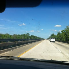 Photo taken at The Atchafalaya Basin by Craig H. on 4/6/2012