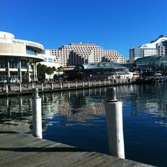 Photo taken at Sydney Convention & Exhibition Centre by Samuel G. on 7/8/2012