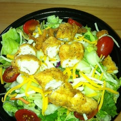 Photo taken at PDQ Tenders Salads & Sandwiches by iamBrandon on 7/30/2012