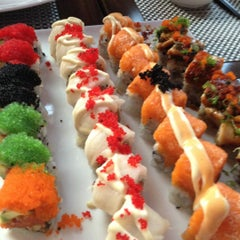 Photo taken at Xaga Sushi & Asian Fusion by Scott Y. on 6/22/2012