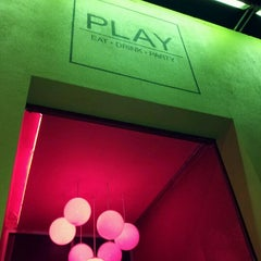 Photo taken at Play Lounge by Dj S. on 4/20/2012