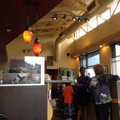 Photo taken at Starbucks by Tina B. on 8/13/2012