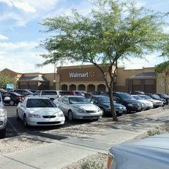 Photo taken at Walmart Supercenter by TIGER J. on 8/7/2012