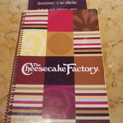 Photo taken at The Cheesecake Factory by Matt G. on 7/10/2012