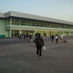 Photo taken at Bintulu Airport (BTU) by Aleep Asyraf on 4/28/2012