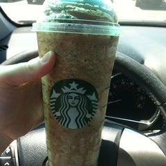 Photo taken at Starbucks by Michelle C. on 6/27/2012