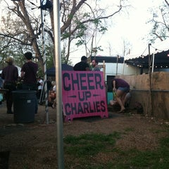 Photo taken at Cheer Up Charlie's by Caryn P. on 3/16/2012
