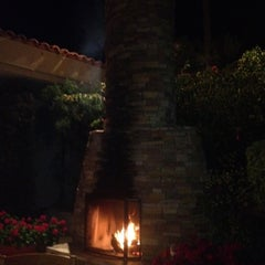 Photo taken at Taggia Patio by Greg S. on 3/14/2012