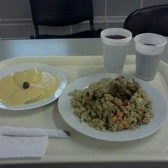 Photo taken at cafeteria de saga megaplaza by Johnny Luis C. on 7/28/2012