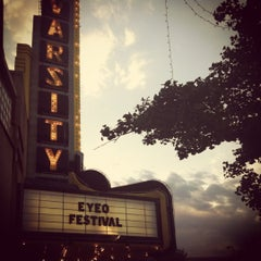 Photo taken at Varsity Theater & Cafe des Artistes by claire on 6/7/2012