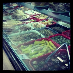 Photo taken at Di Pasquale's Italian Marketplace by Dirty D. on 8/6/2012