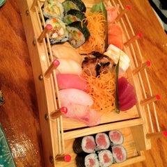 Photo taken at Mori Ichi by Kristin on 8/19/2012