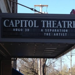 Photo taken at Capitol Theatre by Cleveland Jedi on 3/21/2012