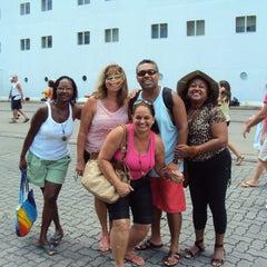 Photo taken at Ibero Grand Holiday by ROBERTO C. on 3/24/2012