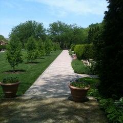 Photo taken at Wegerzyn Gardens MetroPark by Tracey O. on 5/6/2012