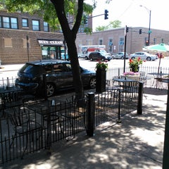 Photo taken at Southport & Irving by Jake O. on 5/29/2012