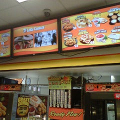 Photo taken at Little Caesar's Pizza by Diana B. on 3/15/2012