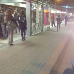 Photo taken at TransMilenio: Héroes by Angela H. on 8/6/2012