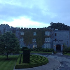 Photo taken at Dromoland Castle Hotel by Martin H. on 6/23/2012