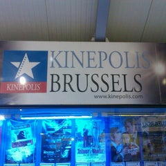Photo taken at Kinepolis by Andries T. on 7/13/2012
