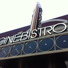 Photo taken at Cinébistro at Town Brookhaven by TJ on 7/21/2012