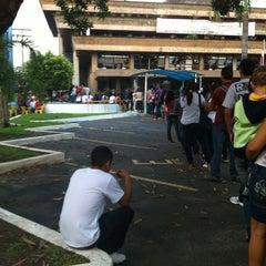 Photo taken at Tribunal Regional Eleitoral do Amazonas by Mauriane T. on 5/7/2012